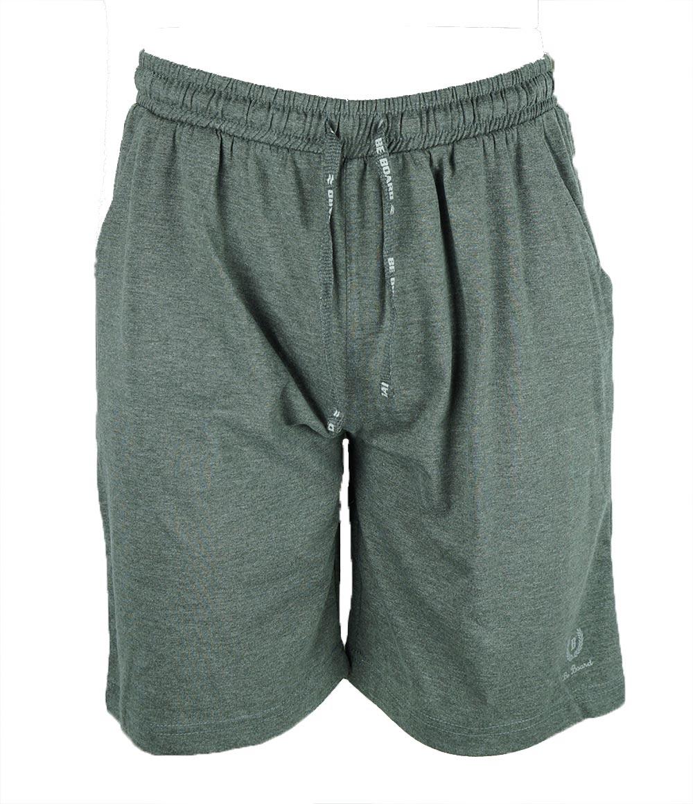 Pantalone Corto Bermuda Uomo Cotone Leggero Be Board Taglie Forti 4