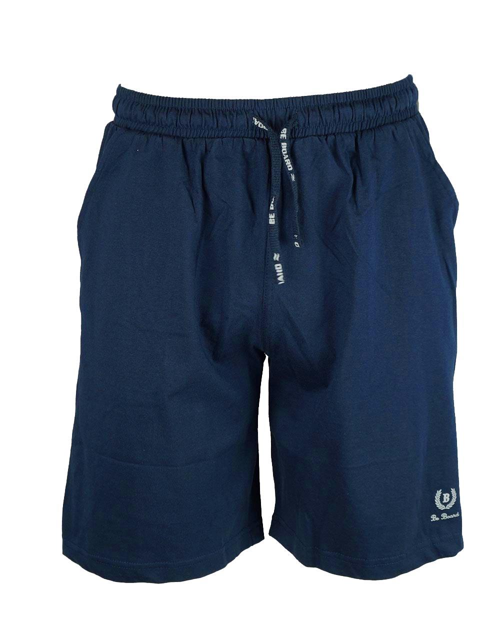Pantalone Corto Bermuda Uomo Cotone Leggero Be Board Taglie Forti 7