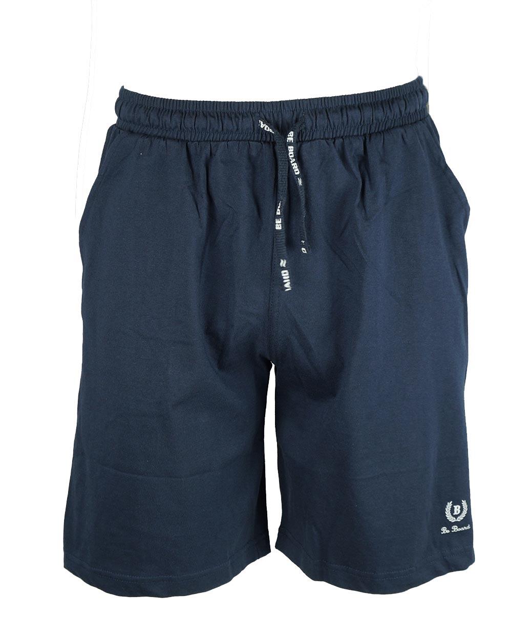 Pantalone Corto Bermuda Uomo Cotone Leggero Be Board Taglie Forti 5
