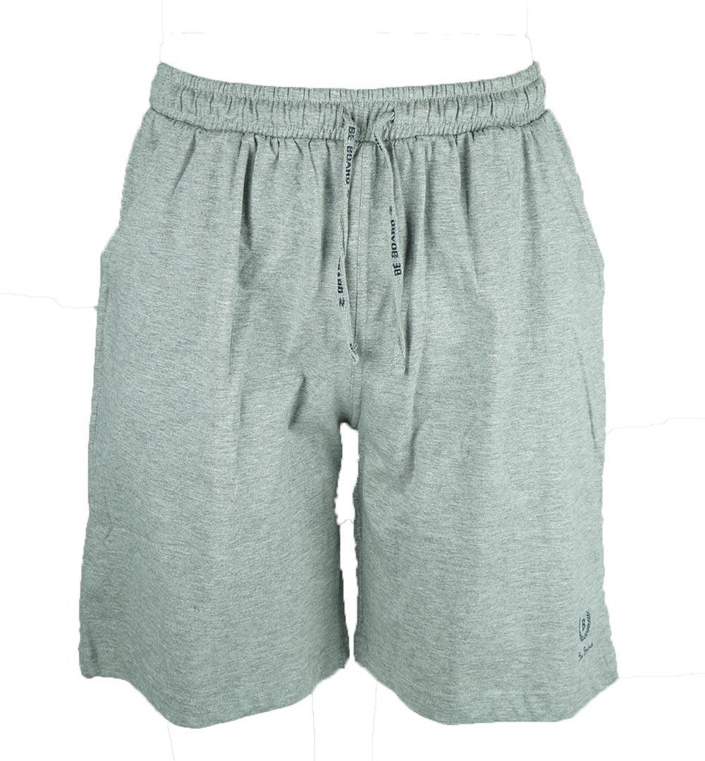Pantalone Corto Bermuda Uomo Cotone Leggero Be Board Taglie Forti 3