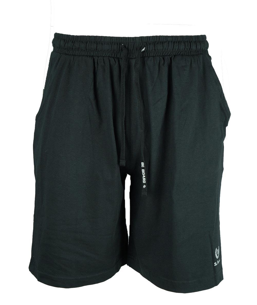 Pantalone Corto Bermuda Uomo Cotone Leggero Be Board Taglie Forti 6
