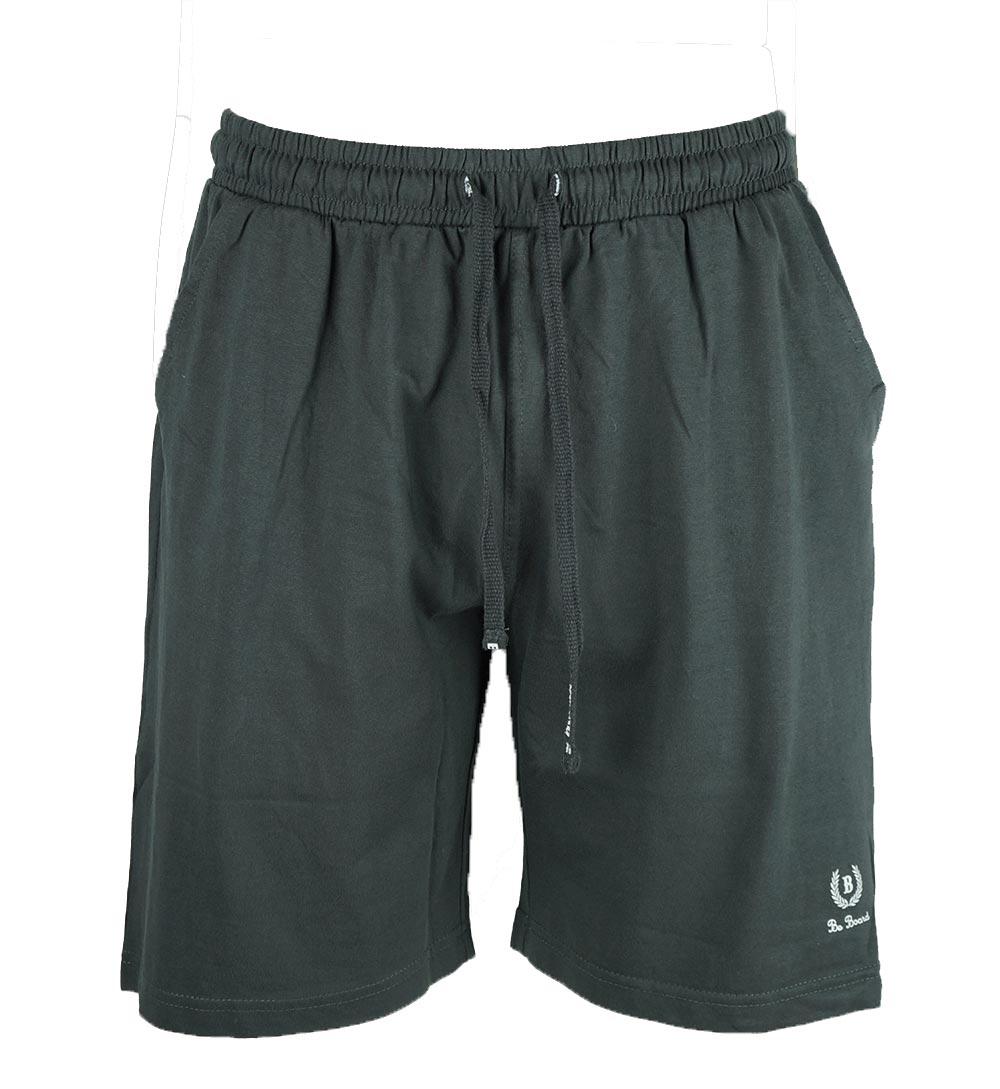 Pantalone Corto Bermuda Uomo Cotone Leggero Be Board Taglie Forti 2
