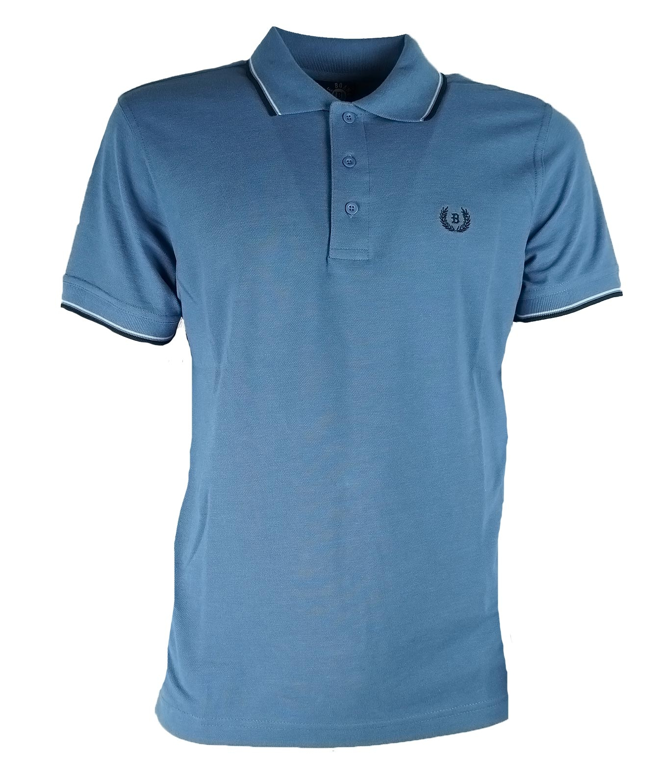 Maglietta POLO UOMO COTONE ASSORTITI Colori Manica Corta T-Shirt Top Casual S-XXL