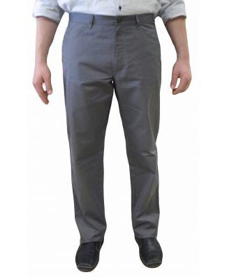 European Project Jeans Taglie Forti Tela Cotone Dallas Uomo
