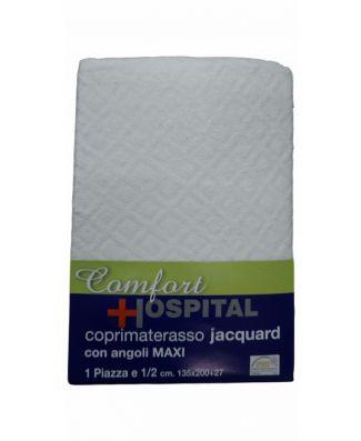 Comfort Hospital Coprimaterasso 1 Piazza e Mezza Angoli Maxi