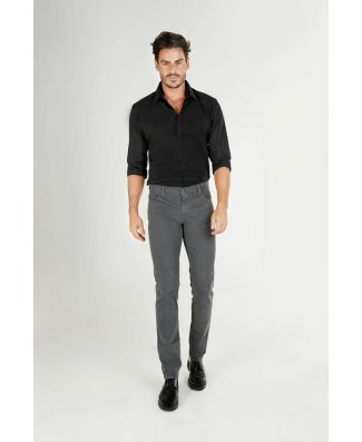 Holiday Jeans 5 Tasche Calda Gabardina Elasticizzata Uomo
