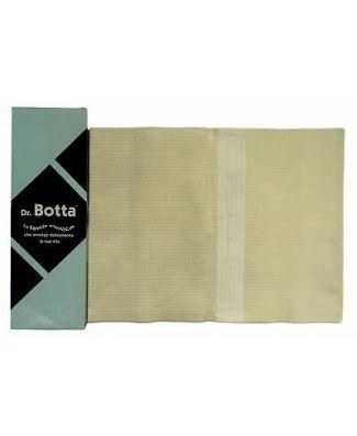 Dr.Botta Set 2 Pezzi Pancera Fascia Elastica Uomo Art 5660