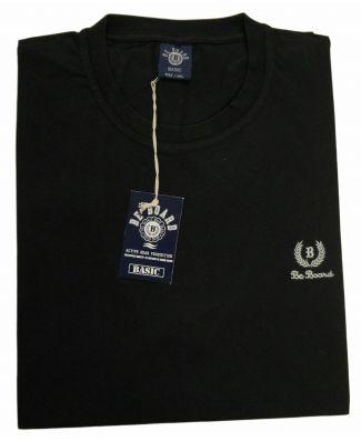 T Shirt Uomo Manica Corta Girocollo Taglie Forti Be Board Art 908Conf