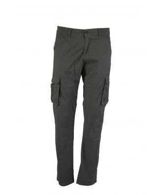 Be Board Pantalone Leggero Cargo Elasticizzato Uomo