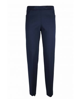 Pantalone Donna Invernale Carla Ferroni Punto Milano Made in Italy