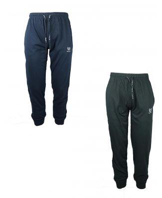 Pantalone Tuta Uomo Be Board Cotone Leggero Polsino Art 920 Conf Taglie Forti