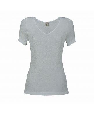 Madiva Set 2 T-Shirt Luna Mezza Manica Filo di Scozia Donna
