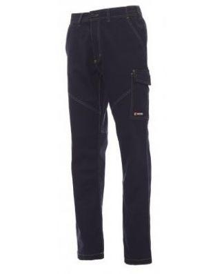 Payper Pantaloni con Tasche Laterali Uomo Donna