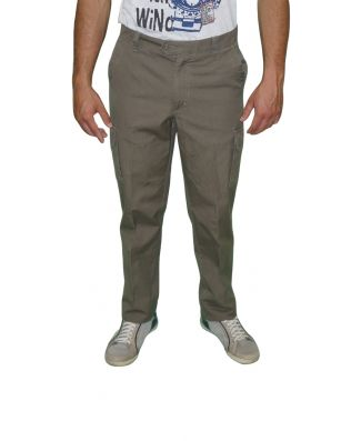 Pantalone Uomo Cargo 100% Cotone Sea Barrier Sport Art Vito