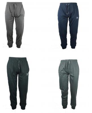 Pantalone Tuta Uomo Be Board Cotone Leggero Polsino Art 920