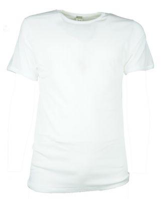 Set 3 Pezzi T-Shirt Uomo Manica Corta Madiva Girocollo Filo di Scozia Art Franco
