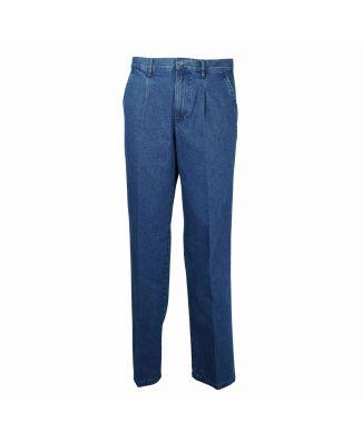 Pantalone Jeans Uomo European Project Art Robin