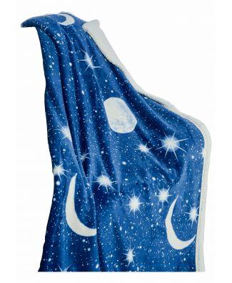 Desideri di Casa Coperta Moon 1 Piazza e Mezza 150X200cm