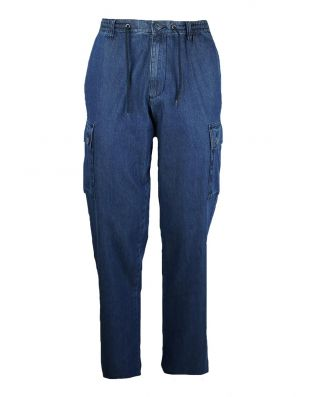 Pantalone Jeans Uomo Sea Barrier Art Darcy Taglie Forti