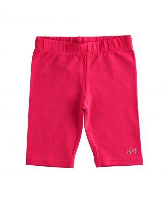 Pantalone Corto Bambina Ciclista Cotone Leggero Dodipetto Art J503