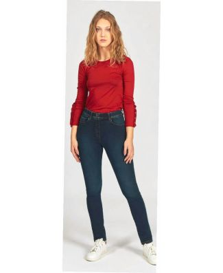 Iber Pantalone MartaJeans Elasticizzato Slim Fit Donna