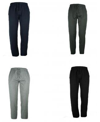 Pantalone Uomo Tuta Be Board Interlock Taglie Forti Art 9116 Conf