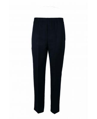 Look Pantalone Luino Taglie Forti Costine Invernale Donna