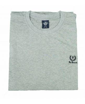 Be Board T-shirt Girocollo Manica Corta in Cotone Uomo
