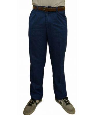Pantalone Jeans Uomo Taglie Forti Sea Barrier Extra Art Oregon Conf