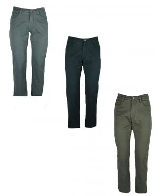 Sea Barrier Jeans Pantalone Invernale Imbottito Uomo