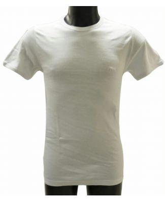 Set 6 Pezzi T-shirt Uomo Manica Corta Navigare Art 111 Cotone Felpato