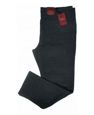 Jeans Uomo Sea Barrier Extra Art Bags Conf Cotone Pesante Elasticizzato