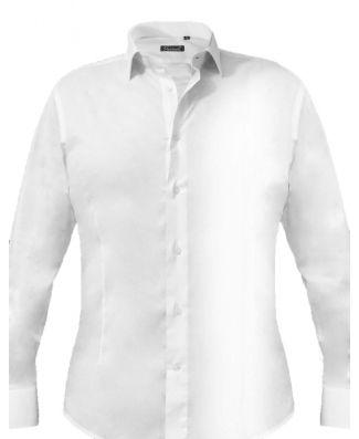 Camicia Uomo Manica Lunga Raso Horwell Art 435R Slim Fit